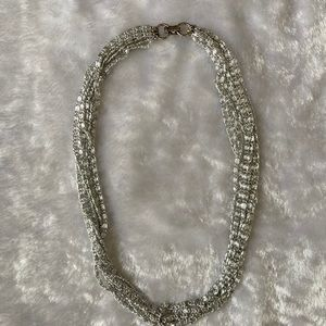 ☘️SARAH COVENTRY SHIMMERY CHAIN NECKLACE☘️